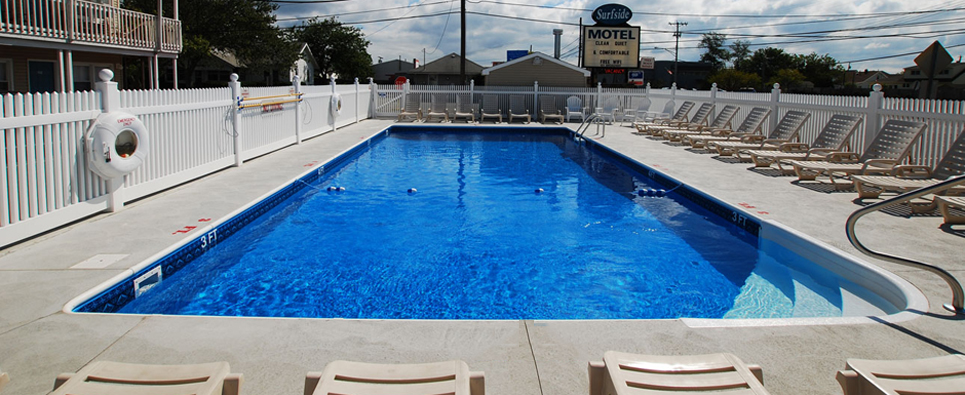 Surfside Motel Pool